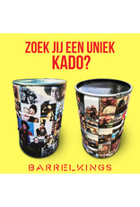 Barrelkings Foto barrel 200 L vat gewrapt