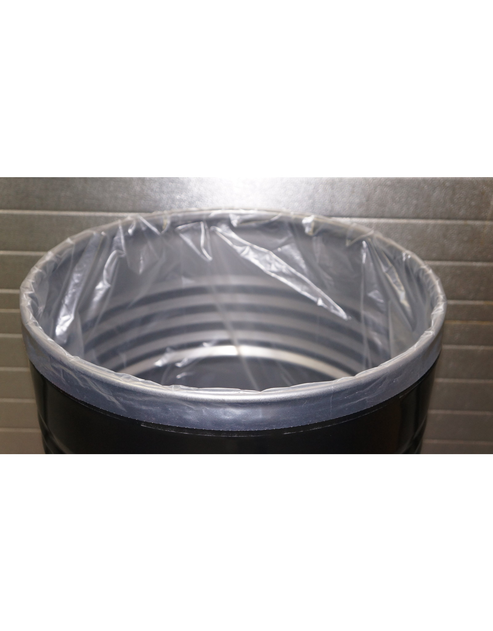 Barrelkings Garbage Bag BinBin 200 L Transparent 100 Pcs.