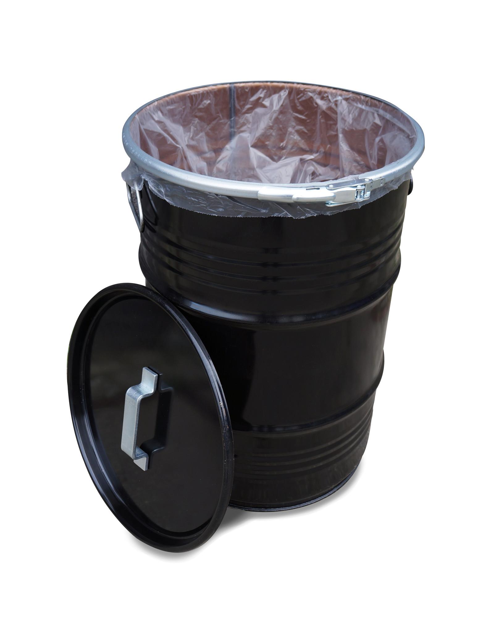 BinBin BinBin rubbish bin, 60L Black