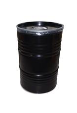 BinBin BinBin industrial rubbish bin  black 200 L hole