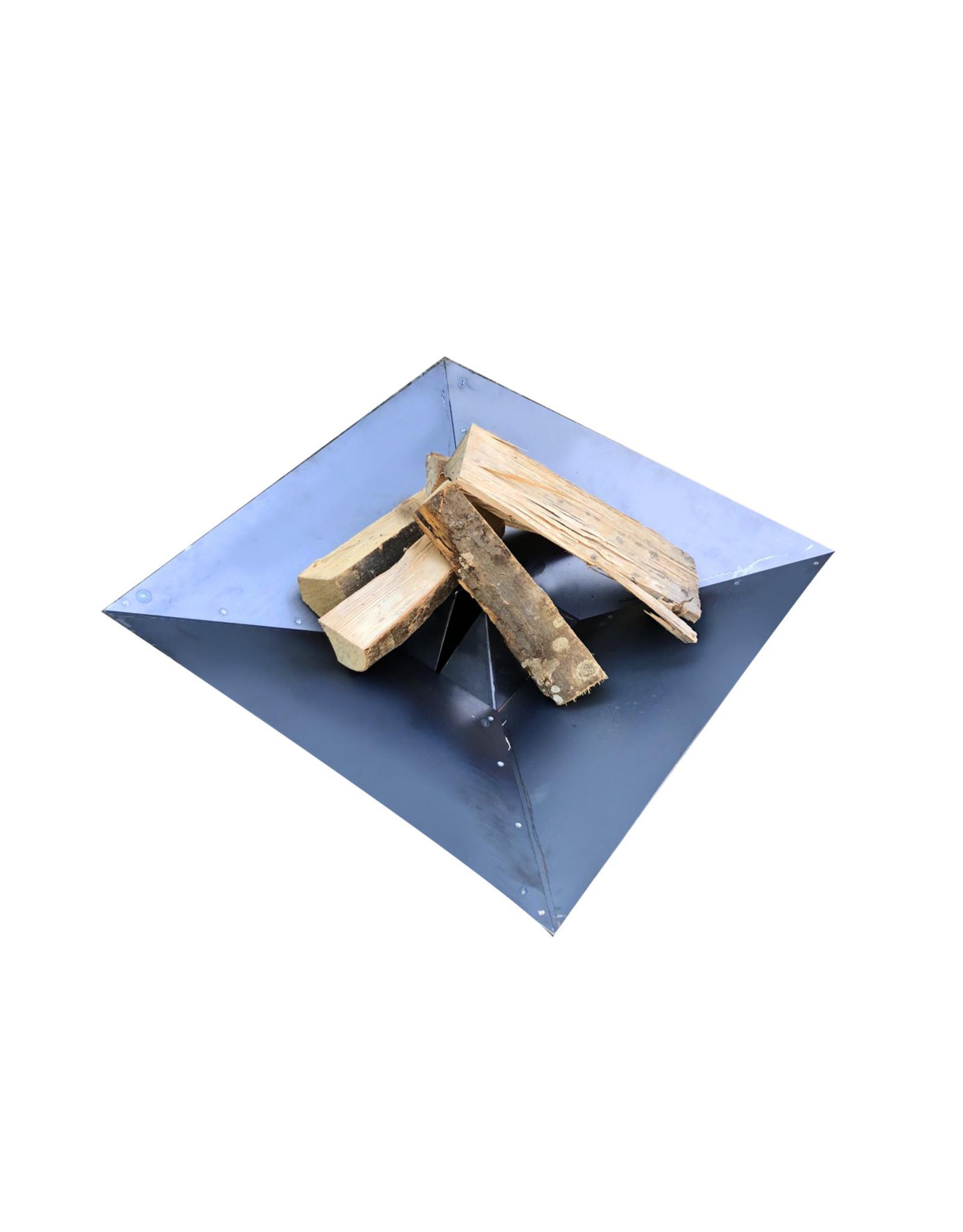 Barrelkings Eazypit-Pyromide vuurschaal
