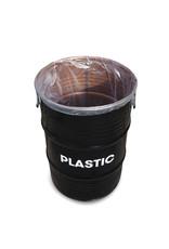 The Binbin BinBin Handle Plastic Industrial waste bin  60L