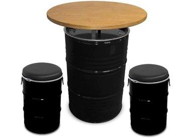 Barrel tablestands