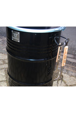 BarrelQ BarrelQ Small oildrum Grill- Firepit- sidetable in one
