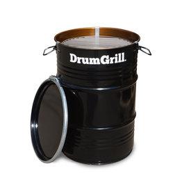 DrumGrill Drumgrill Small 60 Liter Barbecue, vuurkorf en statafel in één