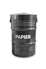 Barrelkings BinBin Hole papier industrieel olievat papierbak- prullenbak