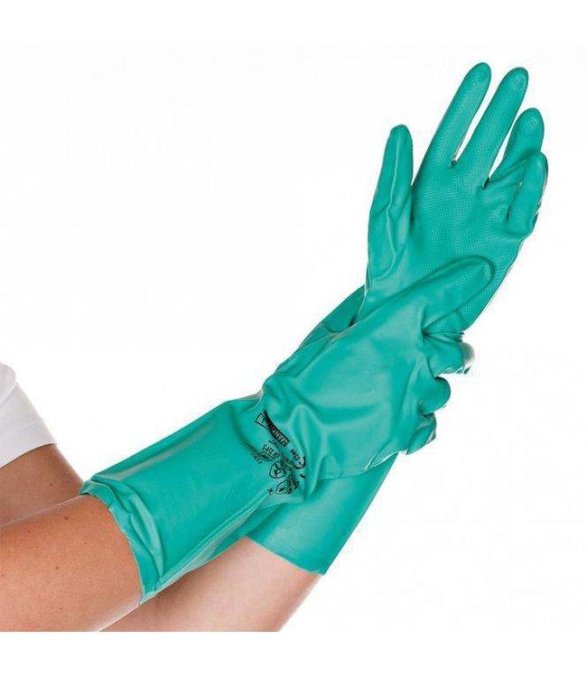 Hygostar Chemisch beschermende handschoen Nitril - PROFESSIONAL LONG