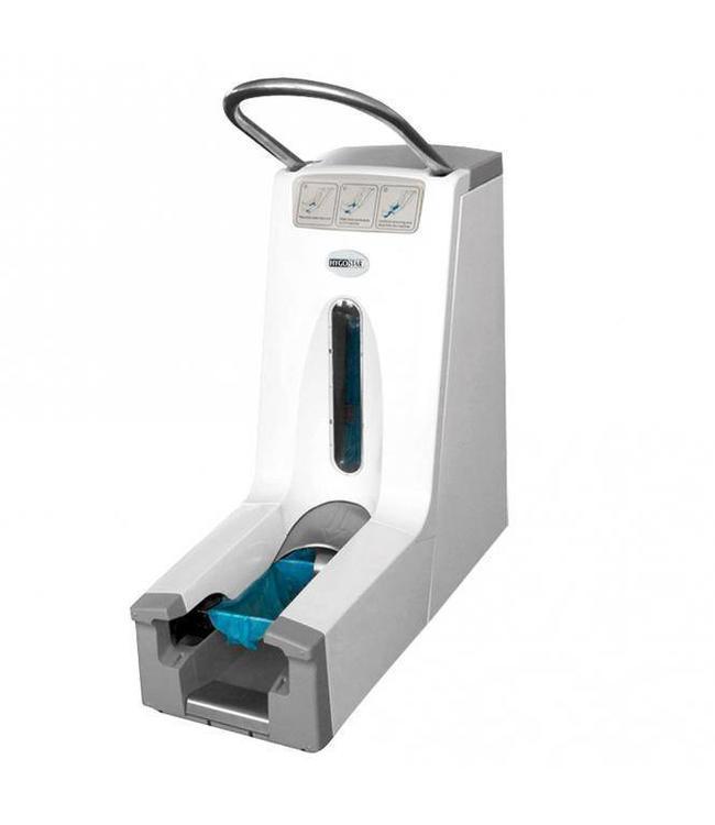 Hygostar - Overschoen dispenser Hygomat - CLEANROOM