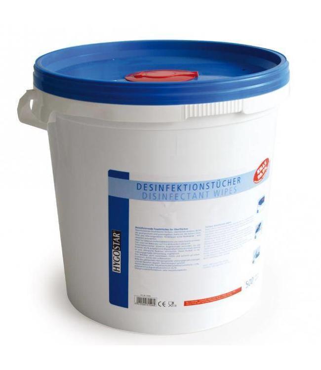Hygoclean - Desinfectiedoek 20 x 23,5 cm - STARDUST