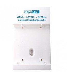 Hygostar Handschoen dispenser kunststof voor wegwerphandschoenen - DRACULA