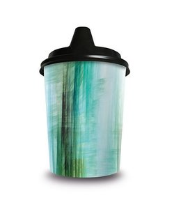Hygostar drinkbeker voor gebruik bij snaveldeksel voor eenmalig gebruik - EMOTION