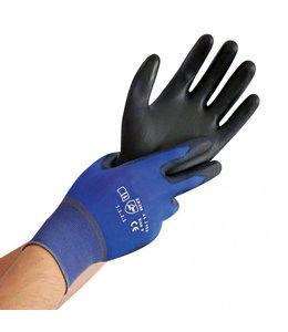 Hygostar Werkhandschoen nylon fijngebreide handschoen met PU-coating - BROSSO