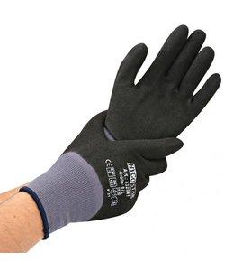 Hygostar Werkhandschoen Ergoflex met 4/4 nitril coating  - TAMPA