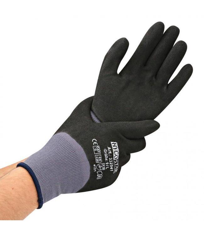 Hygostar -Werkhandschoen Ergoflex met 4/4 nitril coating  - TAMPA