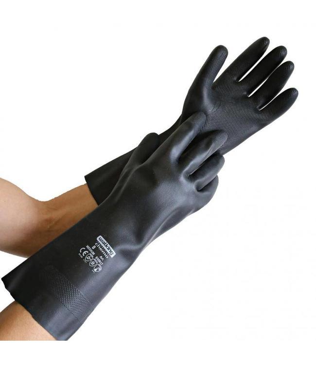 Hygostar - Latex handschoen voor chemische bescherming - CHEMO