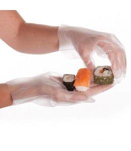 Hygostar TPE Allfood handschoenen poedervrij - ALLFOOD