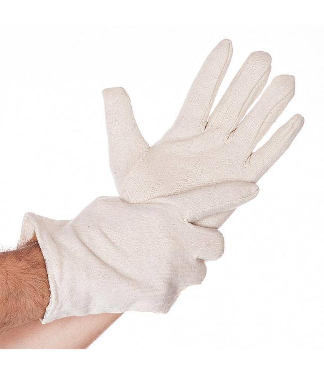 Hygostar - Katoenen handschoenen extra sterk 25 CM - ALANO