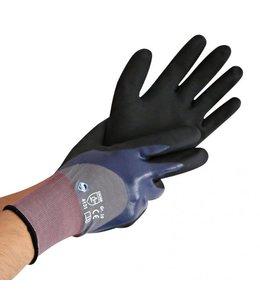 Hygostar Nylon fijn gebreide handschoen double dipped - DIPPED