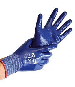 Hygostar Nylon fijn gebreide handschoenen met nitril coating - SKUBA