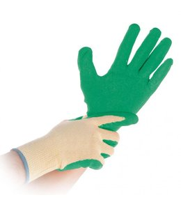 Hygostar Latex handschoen - SAFETY