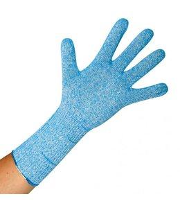 Hygostar Snij en thermo handschoen - THERMOBLUE