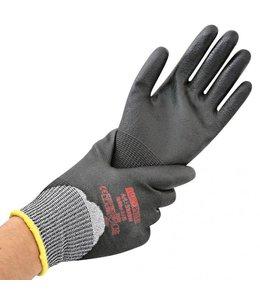 Hygostar Snij beschermings handschoen met 3/4 PU coating - FERN