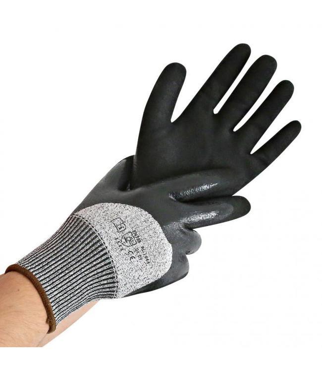 Hygostar - Snijbeschermings handschoen  dubbel gecoat - FERO