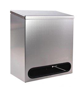 Hygostar Dispenser roestvrij staal - PELGRIM