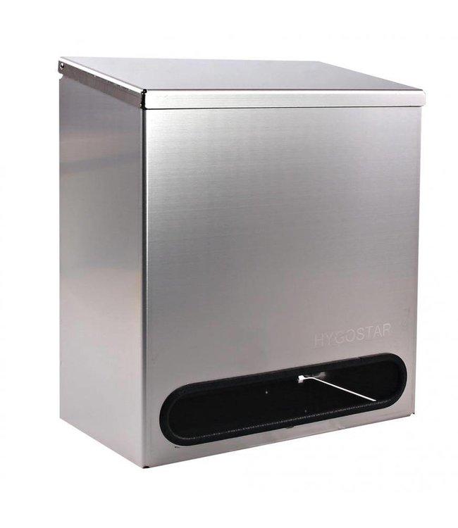 Hygostar - Dispenser roestvrij staal - PELGRIM