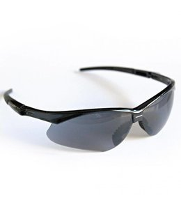 Hygostar Heldere veiligheidsbril met grijze glazen - EVADOR