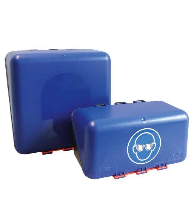 Hygostar - Middelgrote opbergdoos voor persoonlijke bescherming -