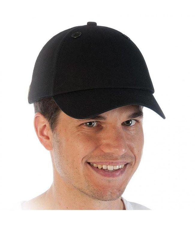Hygostar - Baseball cap  met kunststof binnenschaal - BASEBALL