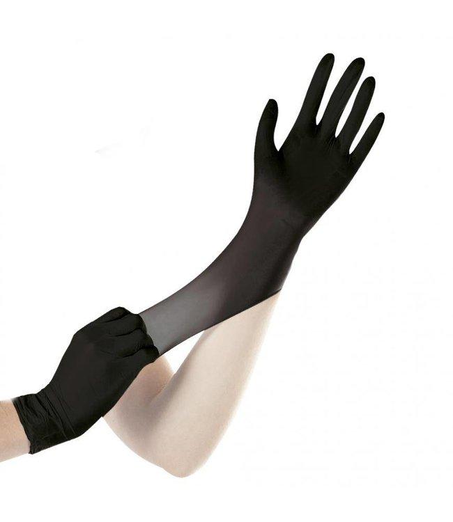 Hygostar - Nitril poedervrije super stretch handschoen - MEDCOF