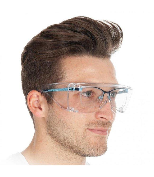 Hygostar - Veiligheidsbril voor brillendrager - ATILLA