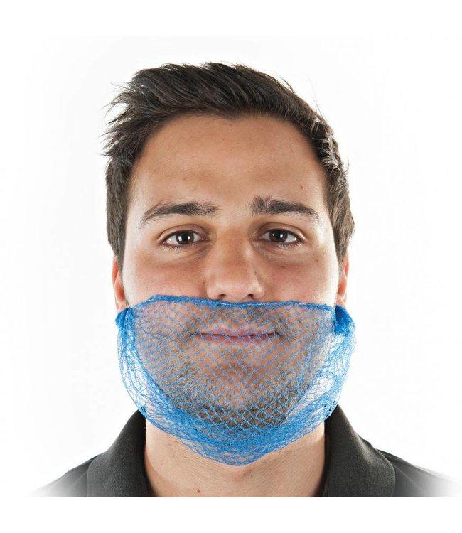 Hygostar - Detecteerbaar baardmasker met honingraatstructuur - ALON