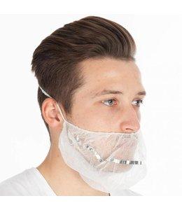 Hygostar Detecteerbaar baardmasker van PP-fleece - DARIUS