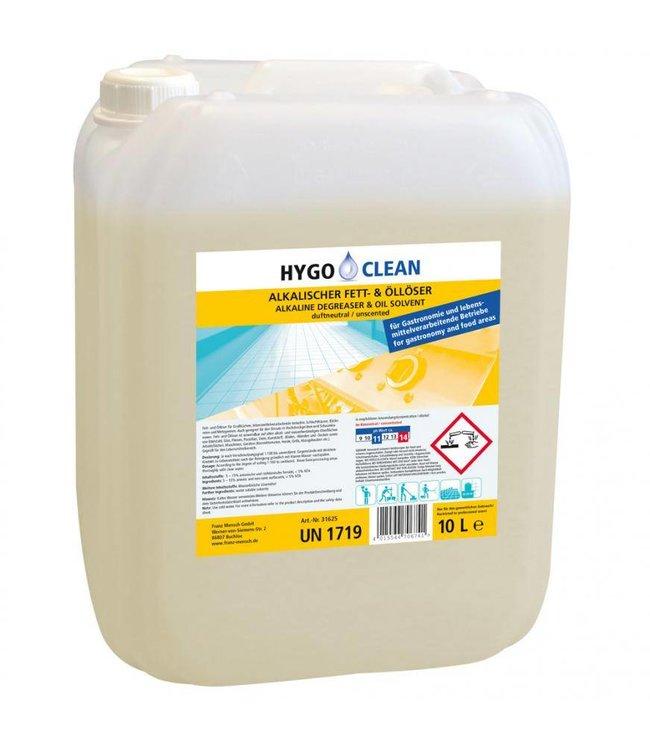 Hygoclean - Alkalisch vet en olie oplosmiddel - HOLDEN