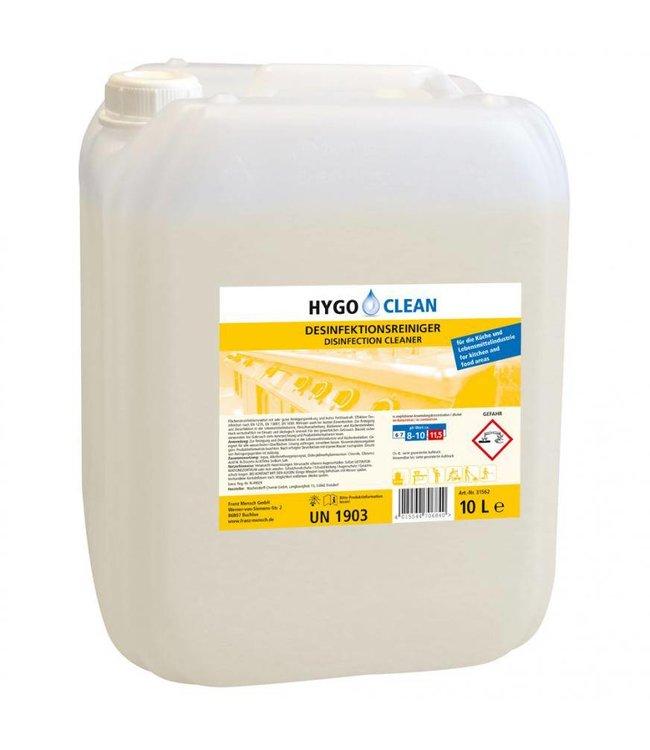 Hygoclean - Combiproduct, desinfecterende reiniger - RAVI