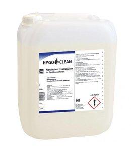 Hygoclean Neutraal glansspoelmiddel voor vaatwassers - VERDUN