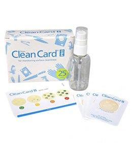 Hygostar Navulverpakking hygiënetest, Clean Card PRO -