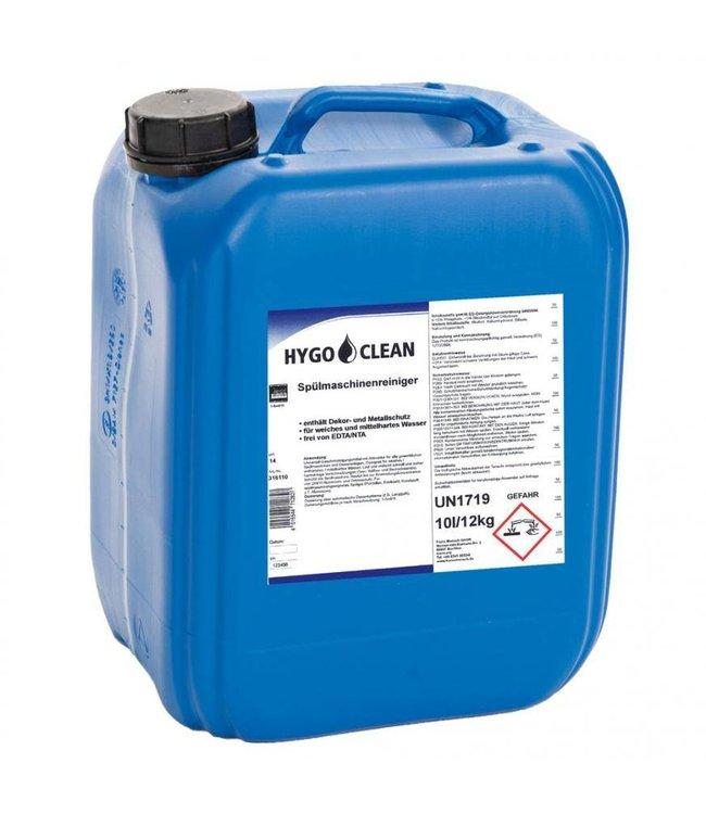 Hygoclean - Vaatwasser reiniger met actief chloor - SOLOF
