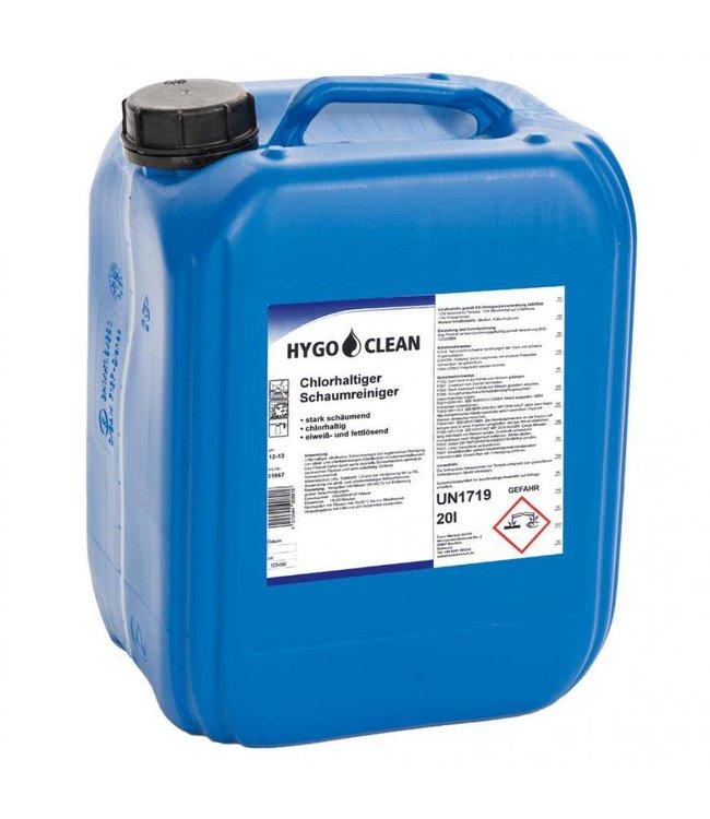 Hygoclean -Chloorhoudende schuimreiniger - CELIN