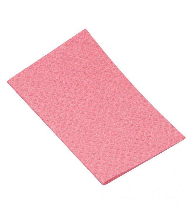 Hygoclean - Doek van spons-achtig materiaal - PLAS