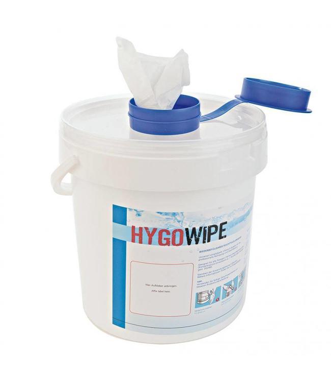 Hygoclean - Hygo-Wipe dispenseremmer voor desinfectie- en reinigingsdoekjes - MEDITIQUE