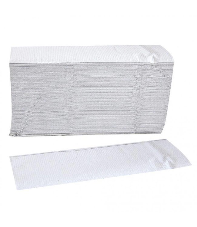 Hygostar - Papieren handdoek Z-in elkaar gevouwen - SIRA