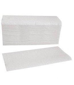 Hygostar Papieren handdoek ZZ-in elkaar gevouwen - LOTUS