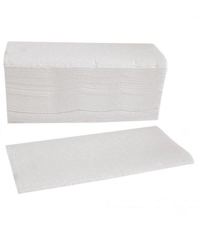 Hygostar - Papieren handdoek ZZ-in elkaar gevouwen - LOTUS