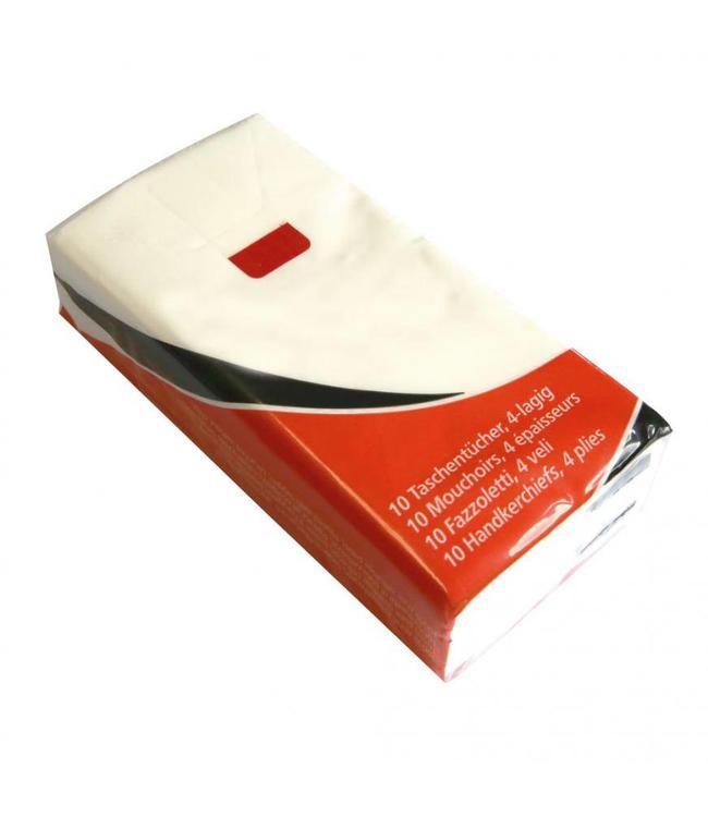 Hygostar - zakdoeken  - 4 laags - MOWETT
