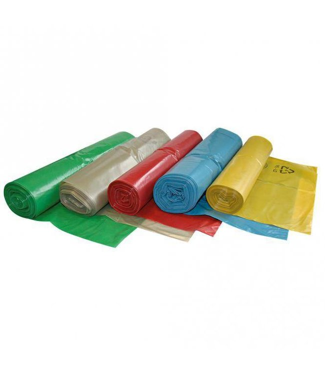 Hygostar - Afvalzakken, 70-120 ltr op rol-lichte kwaliteit - KIKO