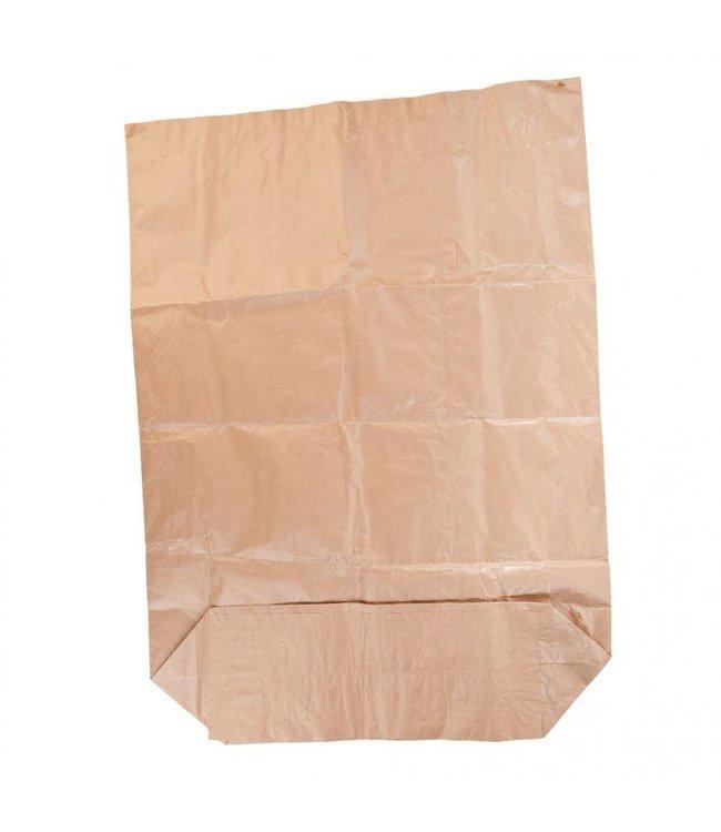 Hygostar - Organische papieren afvalzak 120 ltr - ORGANIC
